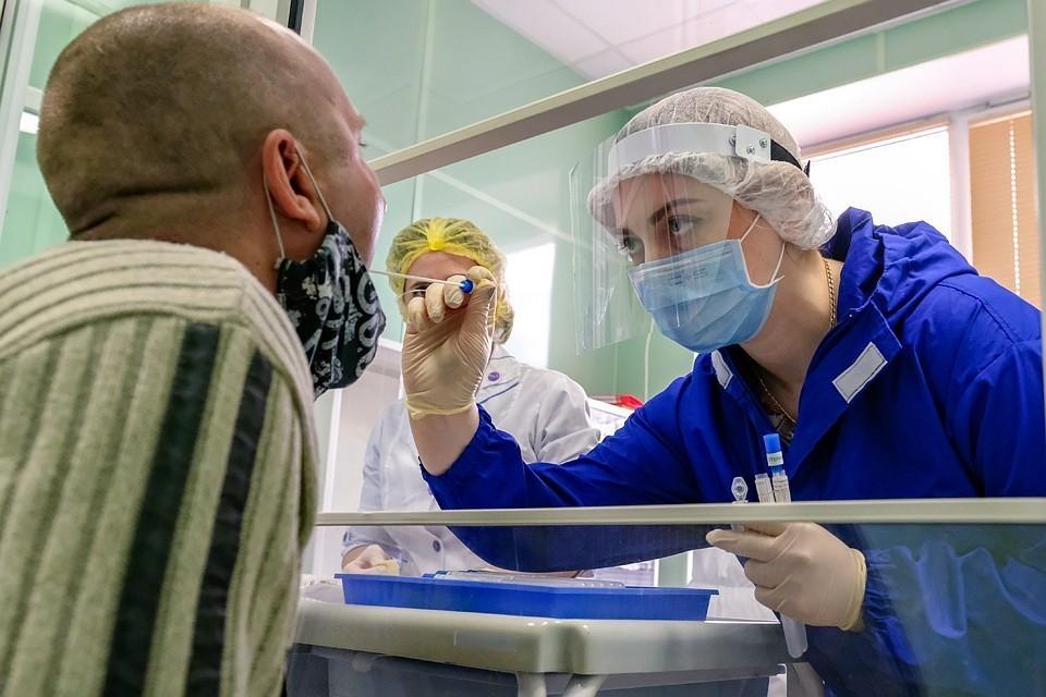 В Ставропольском крае за сутки коронавирусом заболели 111 человек. Всего в регионе число зараженных достигло 8560