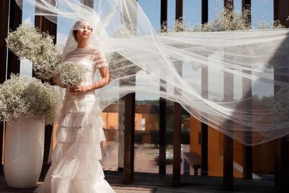 Опубликованы фотографии со свадьбы дочери Бориса Немцова и Екатерины Одинцовой.