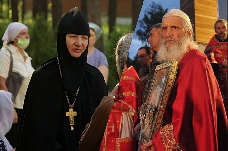 Сергия лишили сана, но он не намерен покидать монастырь