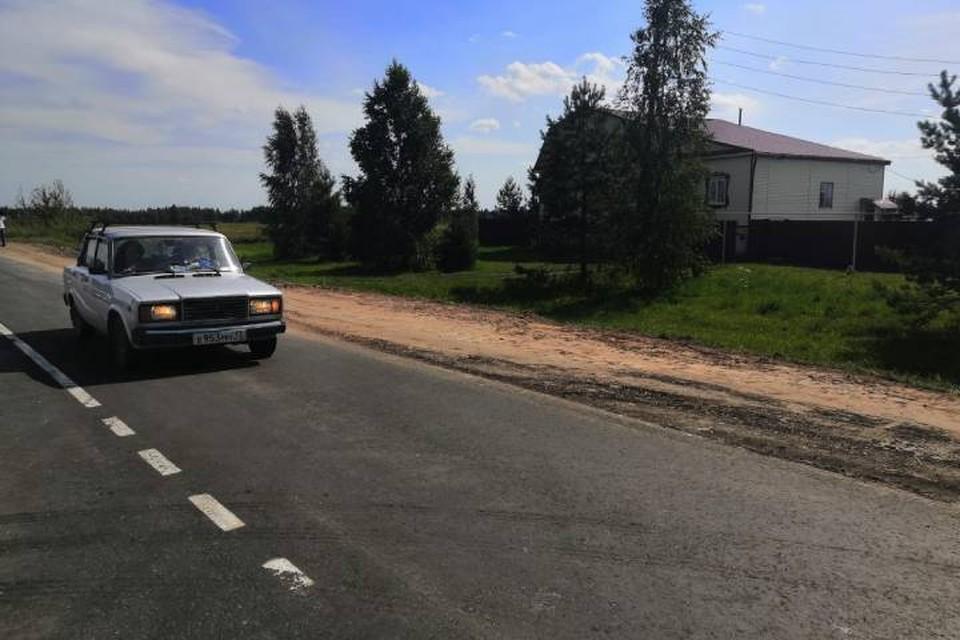 В Вознесенском районе отремонтировали участок дороги протяженностью 2,2 км