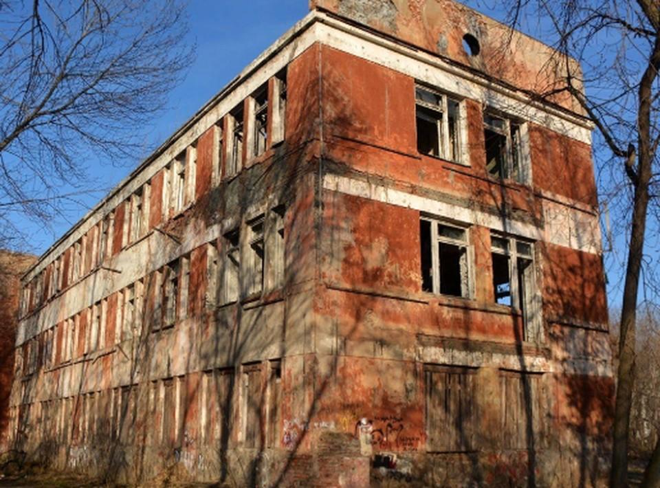 Здание на улице Лебедева, где может разместиться музей современного искусства. Фото: 2gis.ru