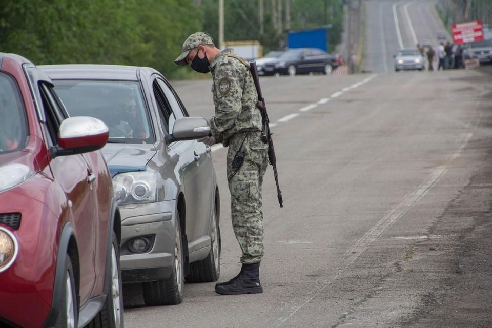 3 августа из Украины в ДНР въехали больше 180 человек