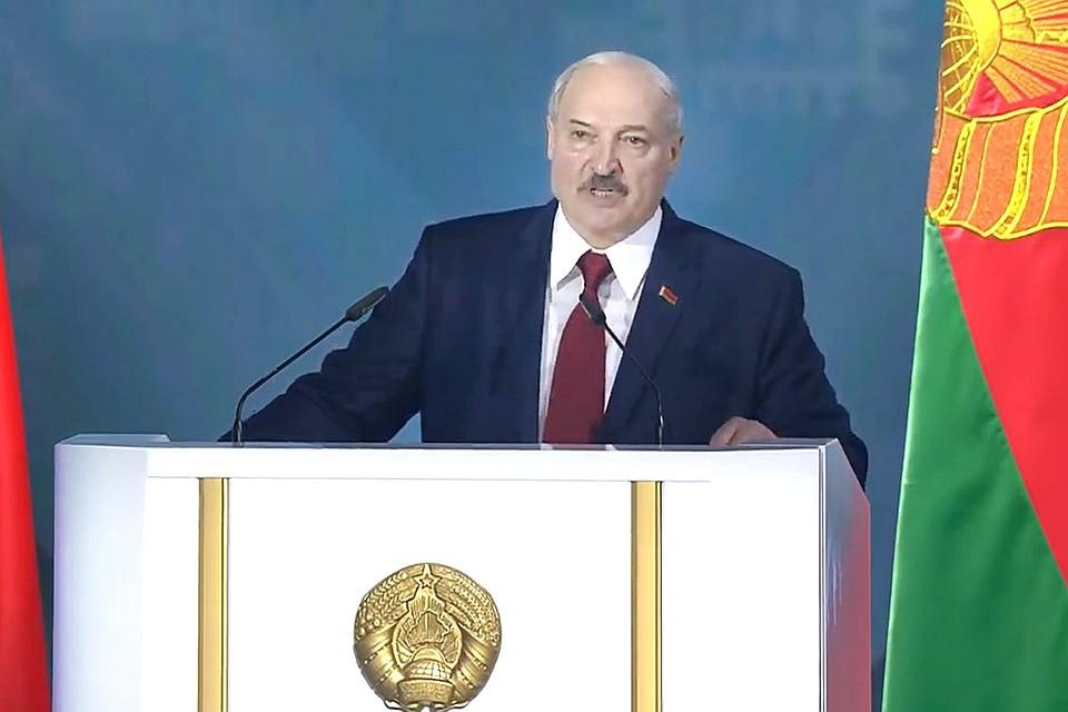Александр Лукашенко - народу о выборах в Белоруссии: Мы примем любое ваше решение, но только не предавайте