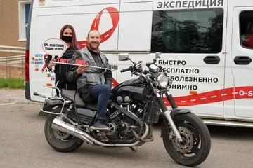 За четыре дня более 300 жителей Амурской области бесплатно узнали свой ВИЧ-статус