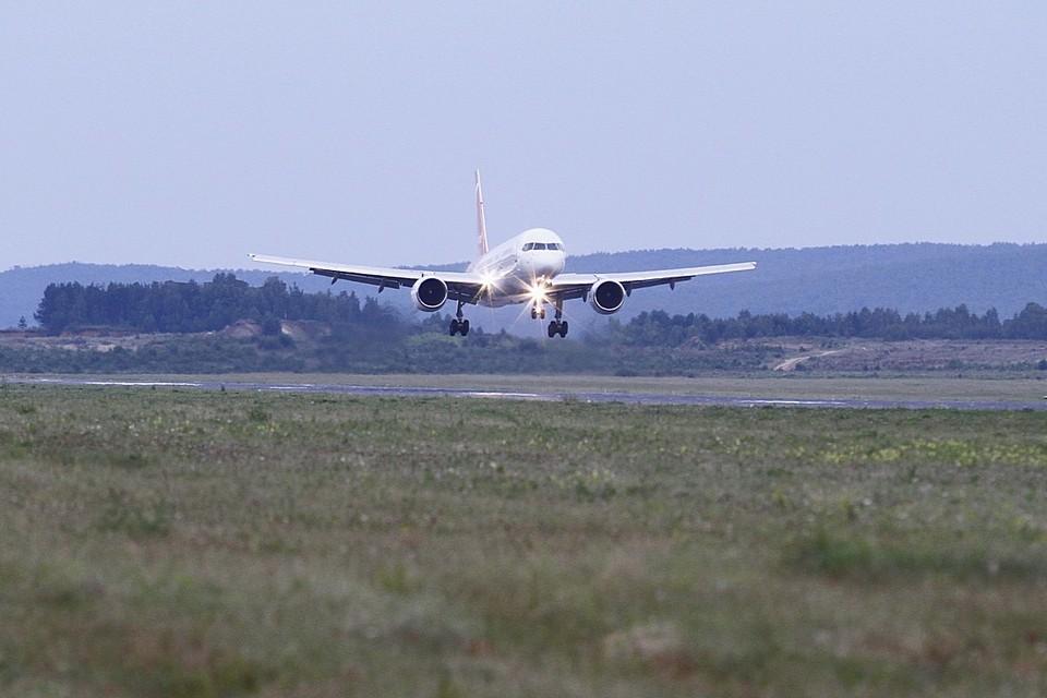 Утро пассажиры прибыли в красноярский аэропорт другим бортом