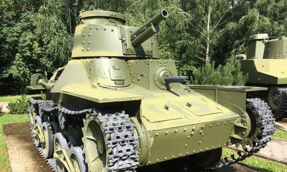 Музей Победы покажет трофейную японскую военную технику в годовщину Маньчжурской наступательной операции.