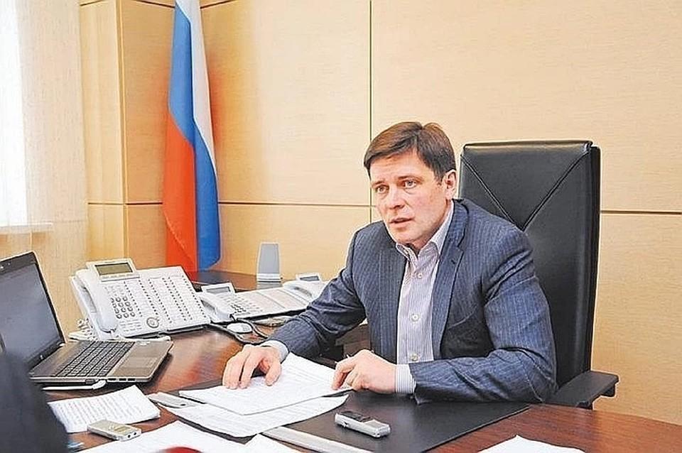 Вопросы к работе Алексея Гришина у силовиков возникали и ранее. Фото: правительство Самарской области