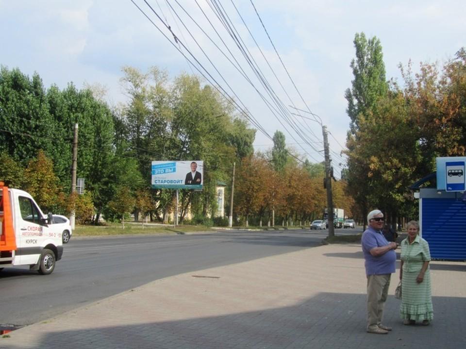 В городе также реконструируют несколько светофоров