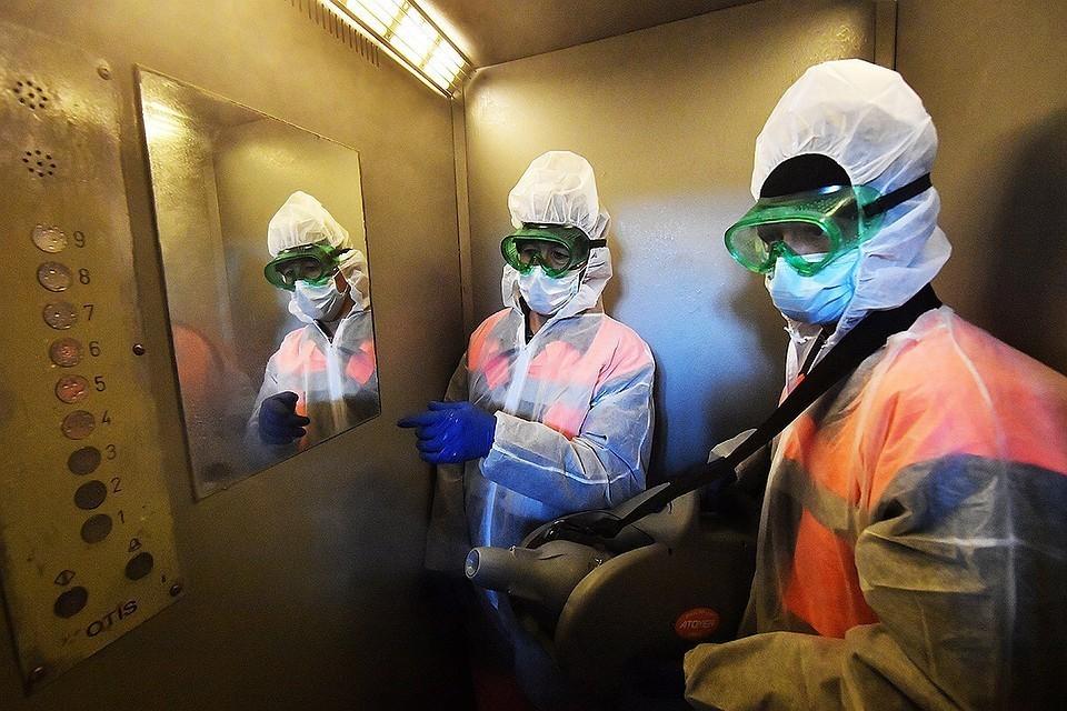 Кстати, в Ставрополь привезли новое оборудование для борьбы с коронавирусом