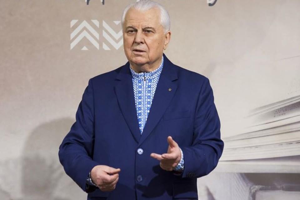 Леонид Кравчук может мастерски запутать собеседников по любому вопросу. Фото: facebook.com/1leonidkravchuk