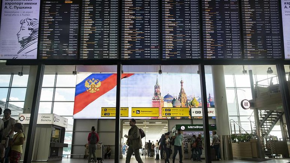 Жители Молдовы могут отправиться в Москву, но на определенных условиях. Фото: The Associated Press