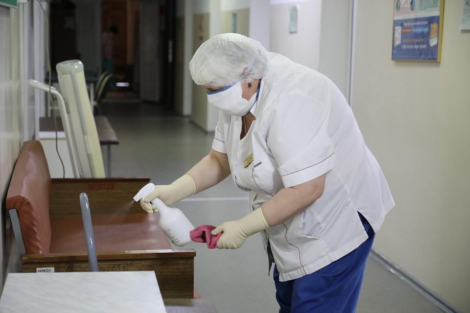 Всего за время пандемии городском округе выявлено 175 случаев заражения COVID-19. С марта по сегодняшний день в курорте было обследовано 2055 жителей
