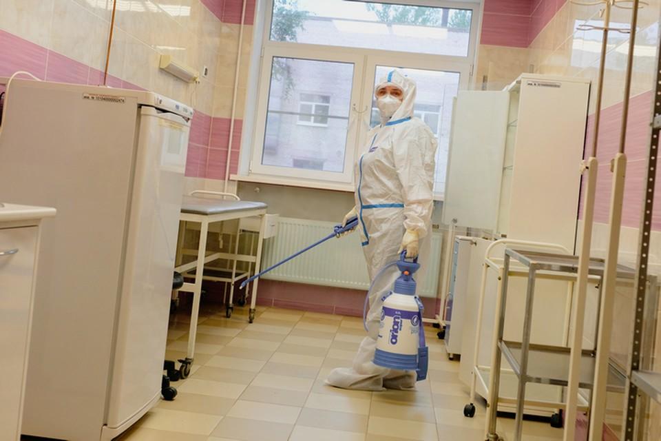 Коронавирус в Башкирии на 8 августа: число заболевших медиков превышает 900 человек