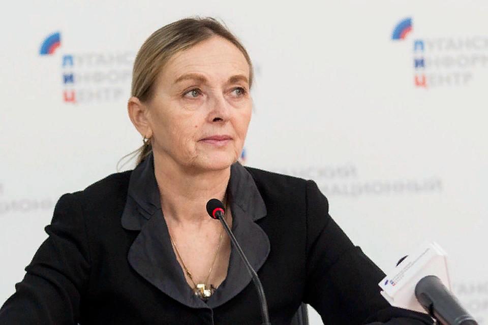 Ольга Кобцева. Фото: Луганский информационный центр