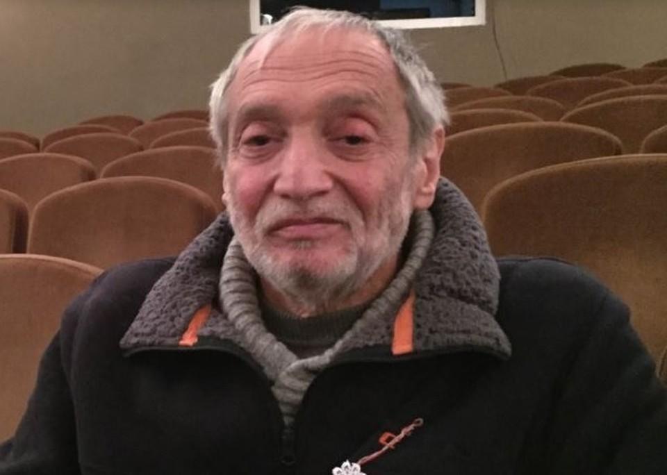 Юрий Хармелин мужественно боролся со смертельным недугом. Фото: Свободная Европа