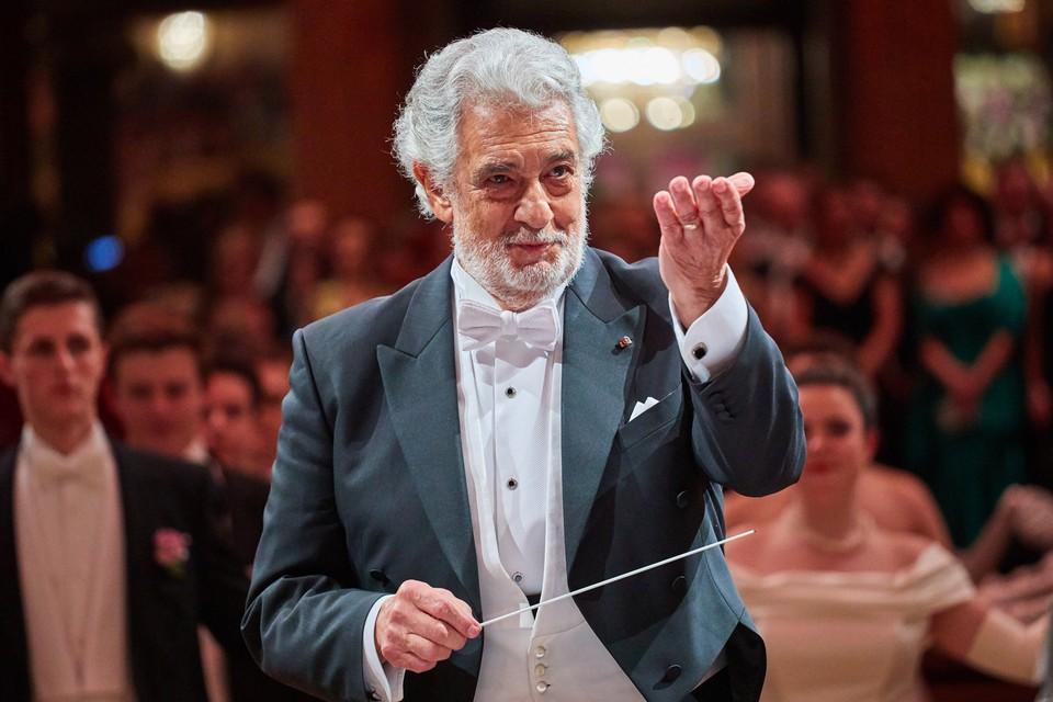 Пласидо Доминго 21 октября продирижирует оперой «Манон Леско»