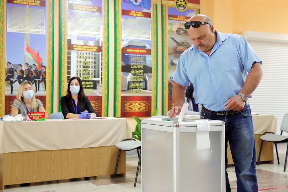 9 августа в стране открылись 5 767 избирательных участков
