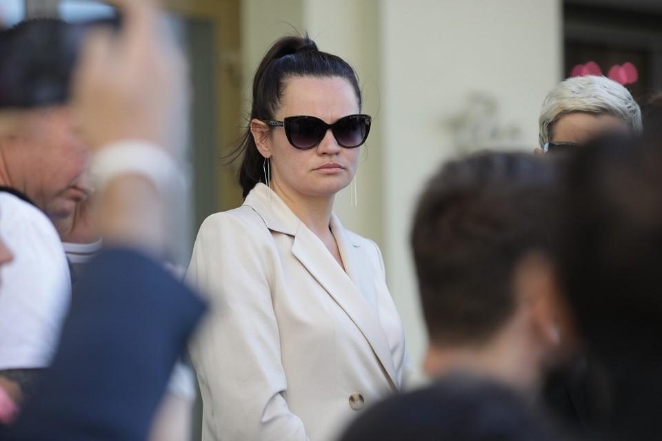 Светлана Тихановская не будет покидать Беларусь.