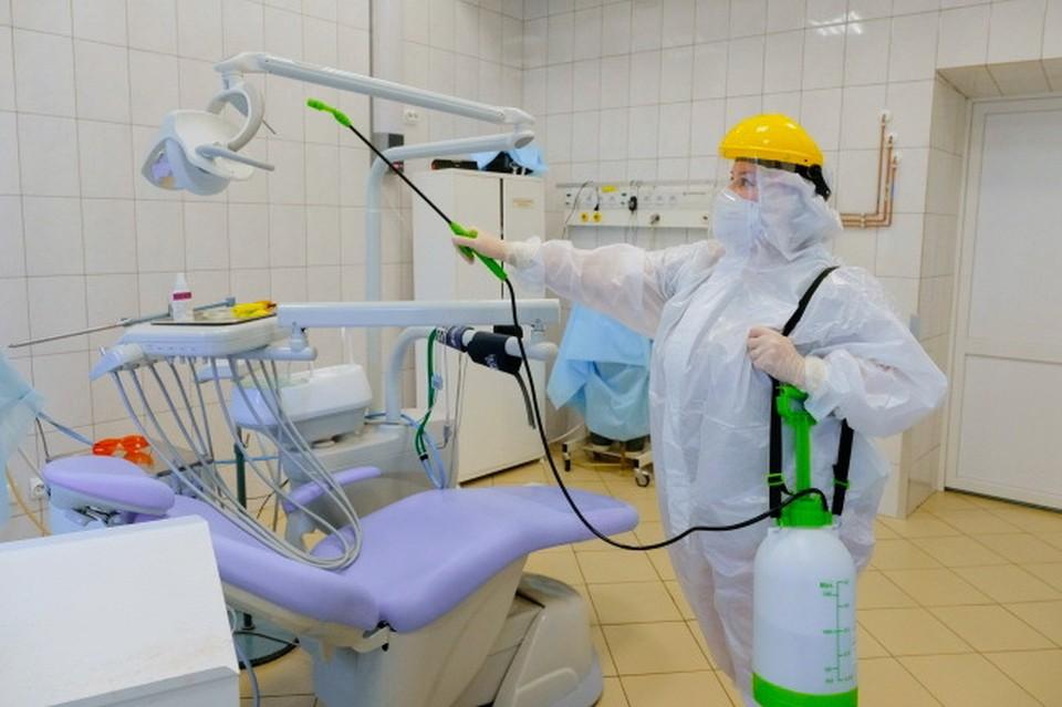 Оказание медицинской стоматологической помощи в Приморье собираются возобновить со следующей недели