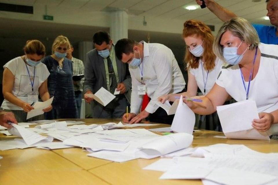 Штаб Светланы Тихановской не признает объявленные Центризбирком предварительные результаты президентских выборов