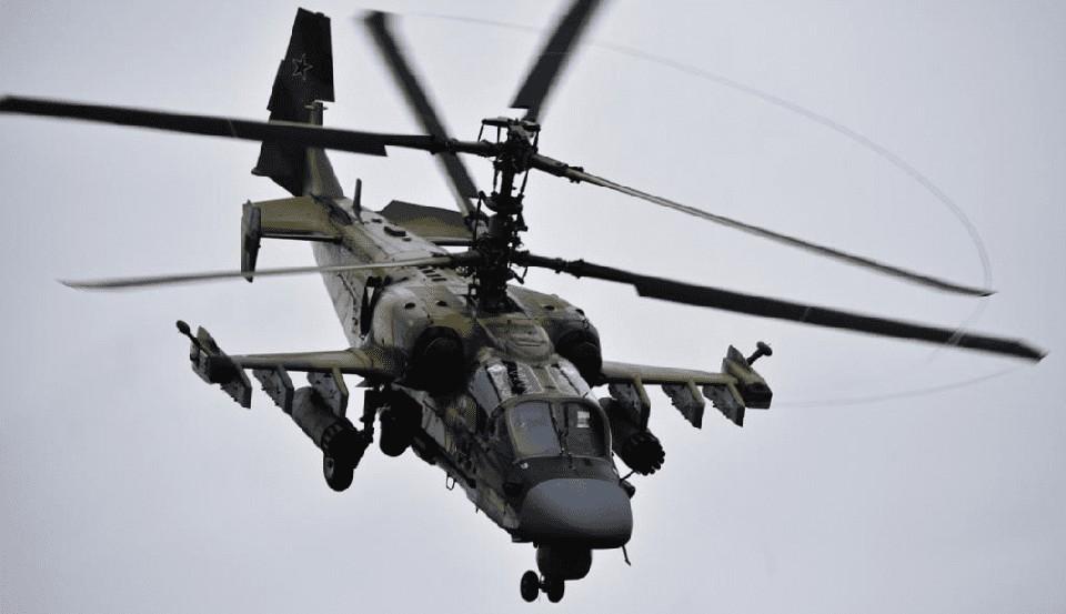 На Ка-52М будут применены все лучшие технические решения. Фото: пресс-служба Минпромторга России
