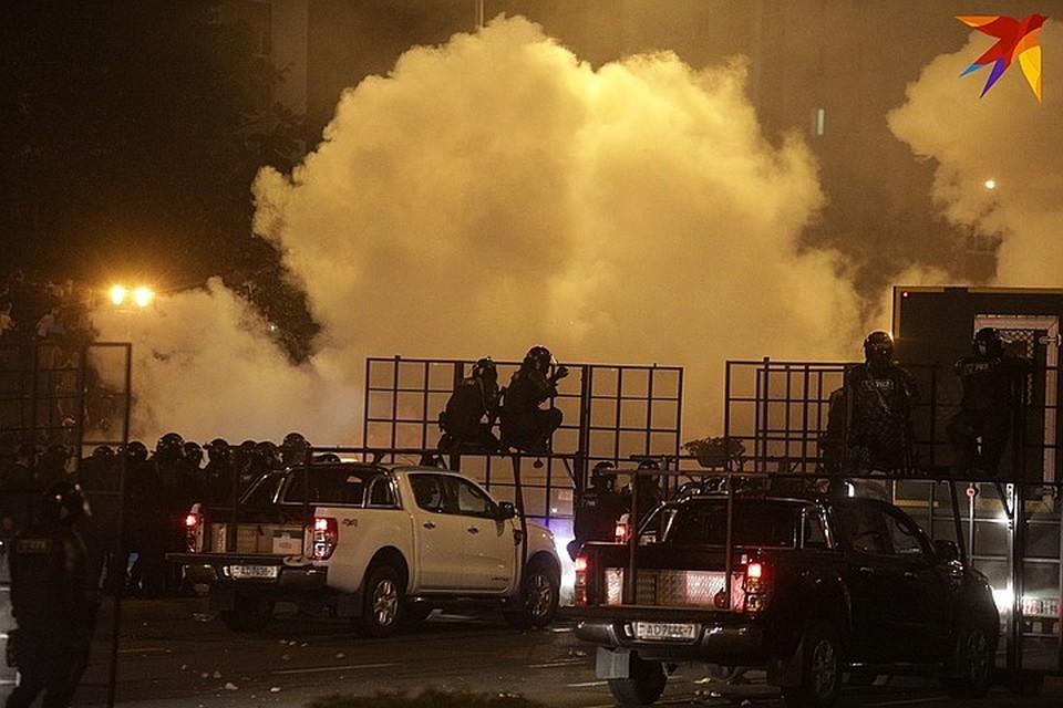 Следственный комитет обратился к участникам массовых беспорядков.