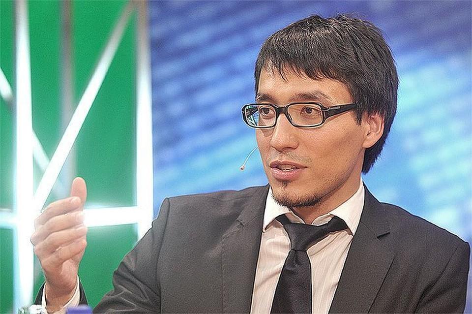 Дмитрий Габитович Абзалов, президент Центра стратегических коммуникаций.