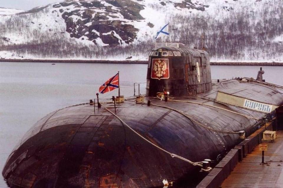 Эта атомная подводная лодка была гордостью российского ВМФ.