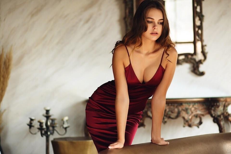 Октябрина рассказала, как стала моделью Фото: предоставлено героем публикации