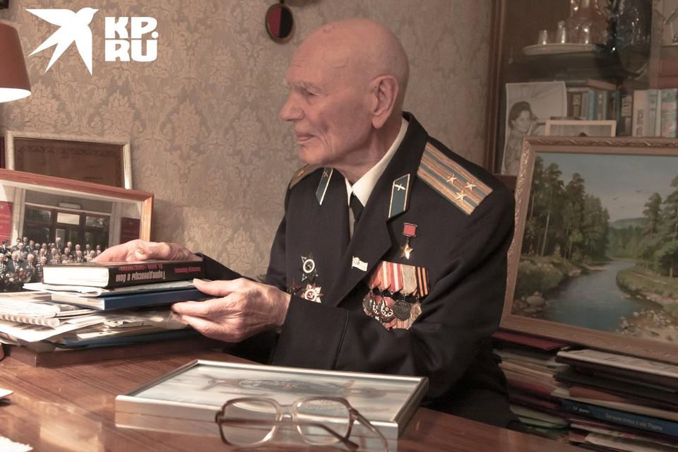 Последний рязанец-фронтовик, Герой Советского Союза Павел Галкин: Я бы сказал, после войны нашу армию начали громить…