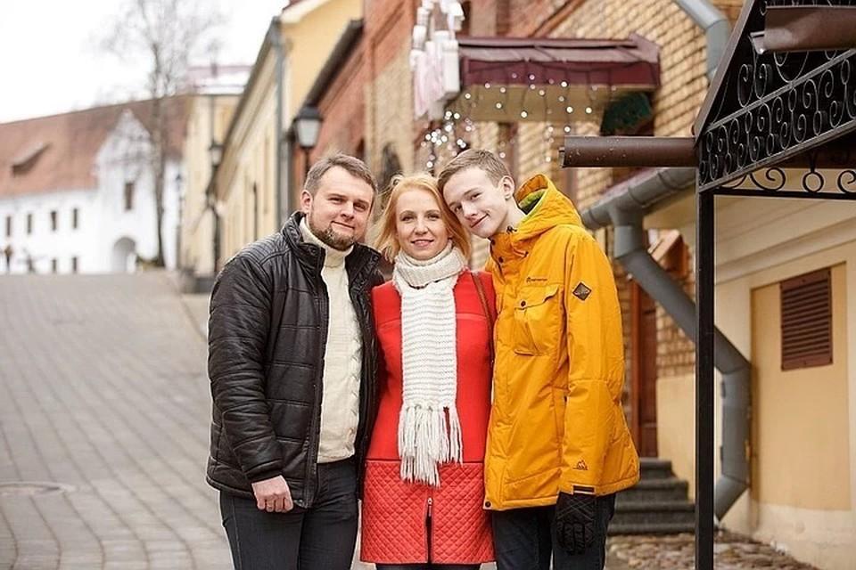 Андрея Витушко задержали вместе с женой, когда он пошел забирать сына из РОВД