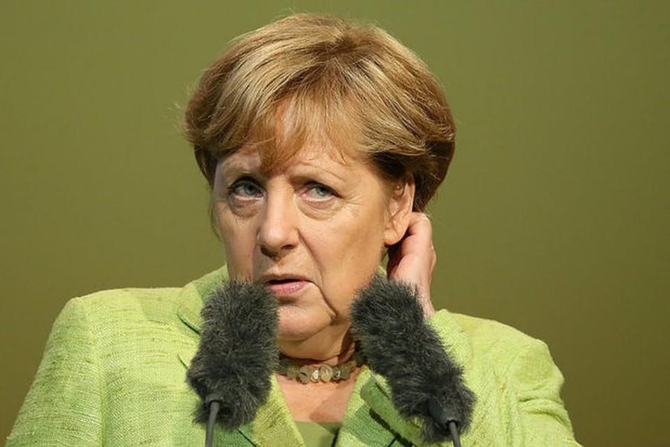 В офисе Меркель опровергли факт переговоров с Лукашенко