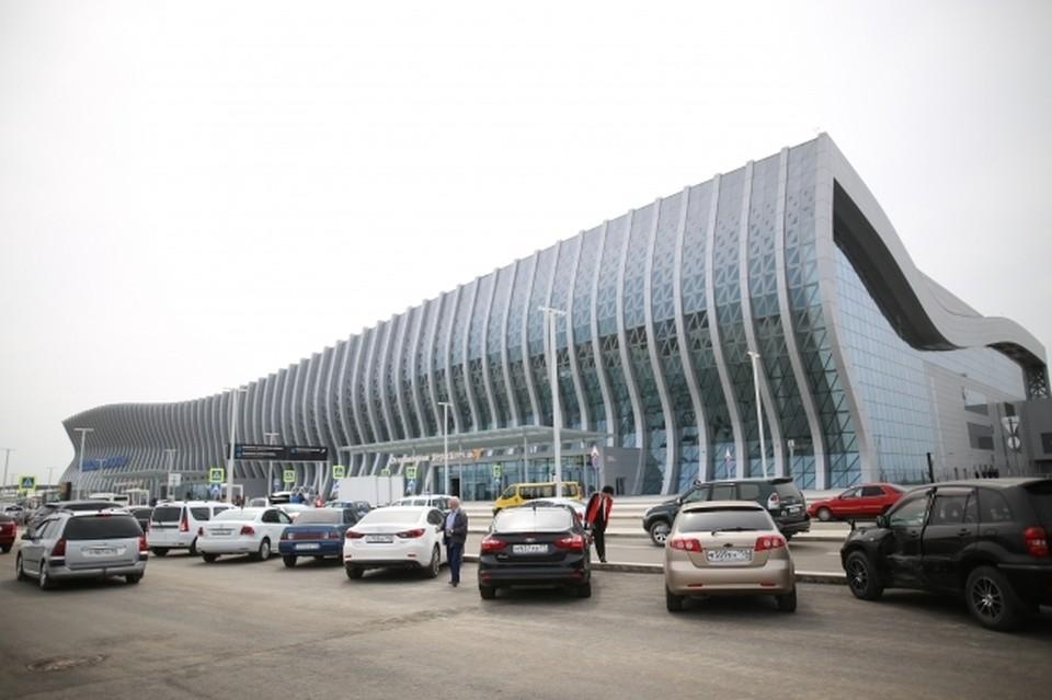 Пассажиропоток аэропорта Симферополь продолжает расти