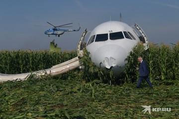 Почему МАК до сих пор не рассекретил расшифровку с «черных ящиков» самолета «Уральских авиалиний», который приземлился в кукурузу