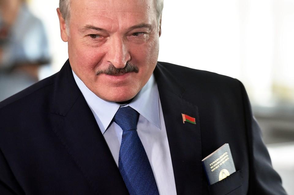 МИД Литвы внёс Лукашенко в список невъездных