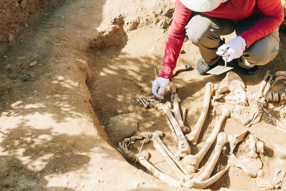 Подобных погребений в Бурятии - всего около 10. Фото: сайт правительства Бурятии.