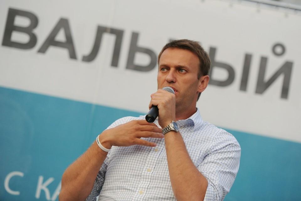 Врачи исключили инсульт у Алексея Навального