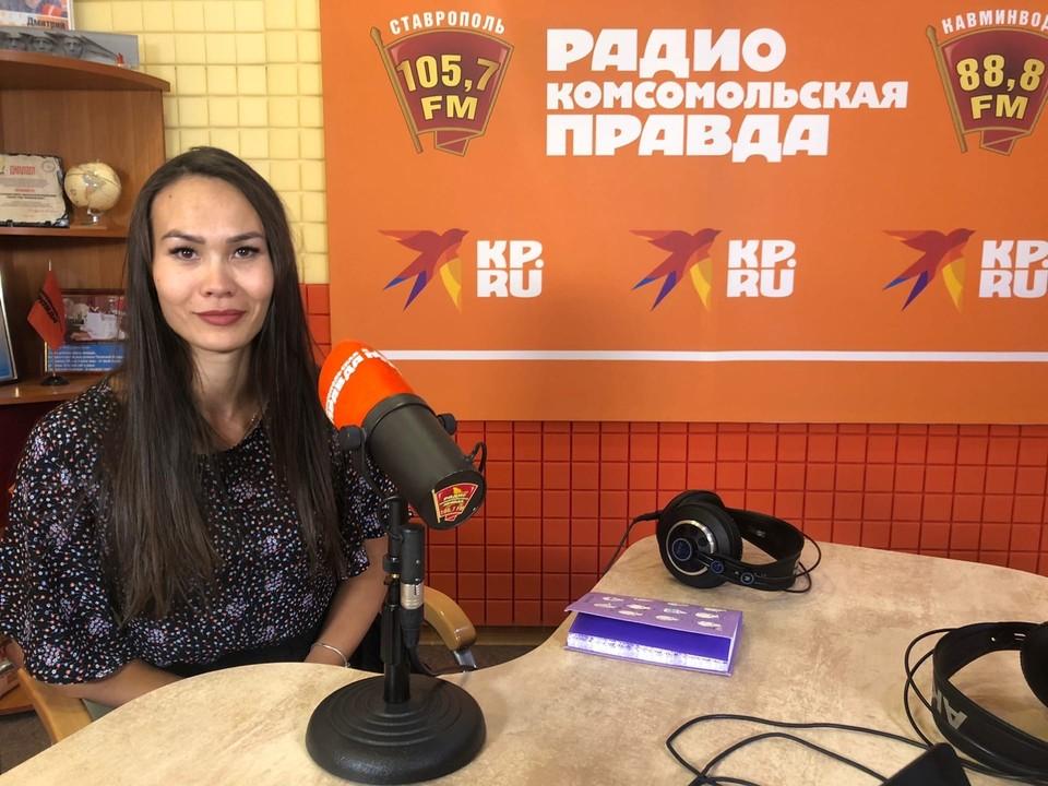 Психолог Анна Мыльникова