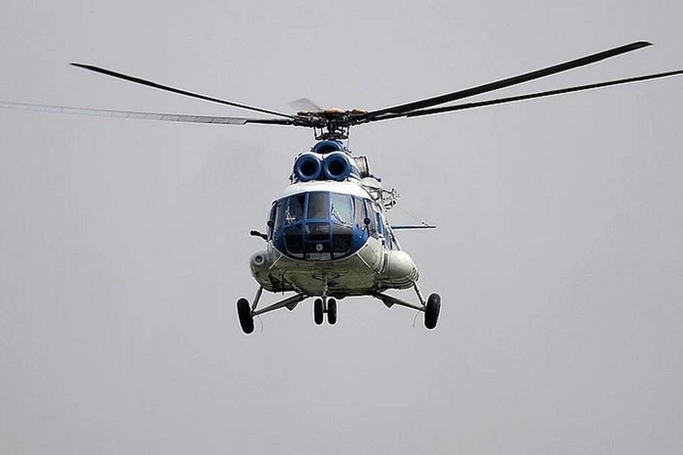 Жесткая посадка в тайге: летевший к Агафье Лыковой вертолет повредил шасси