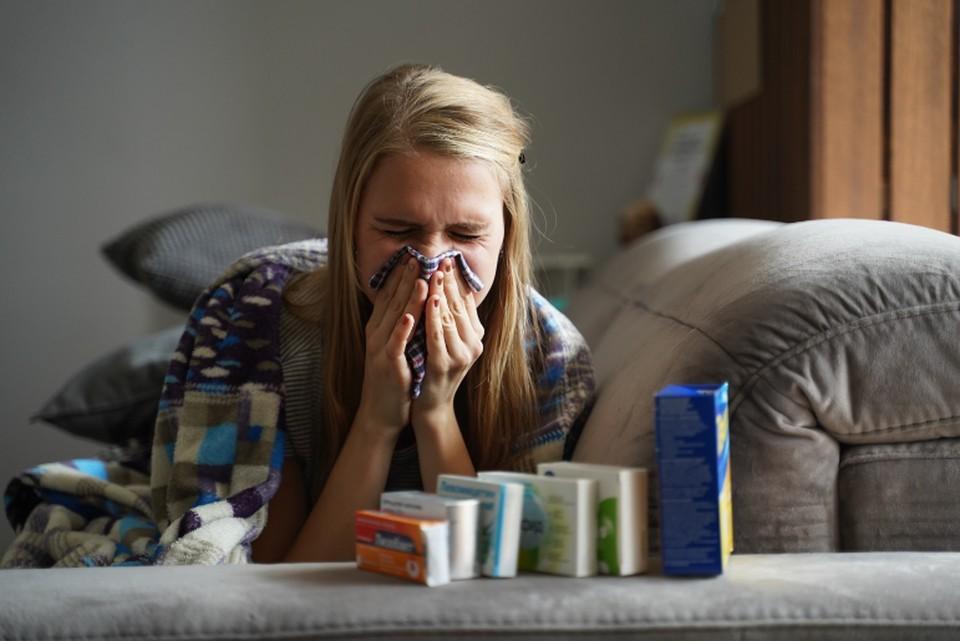 Скоро в Челябинске начнут чихать - приближается сезон простуд и гриппа.