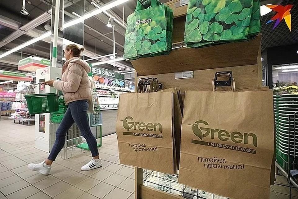 В Беларуси готовят почву для отказа от пластиковых пакетов