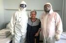 Спасибо за дыхание: выжившая после коронавируса 81-летняя бабушка рассказала о подаренной врачами любви