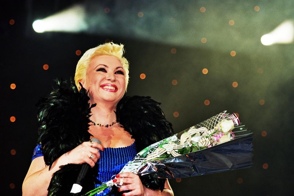 На сентябрь у Валентины Легкоступовой было запланировано несколько концертов