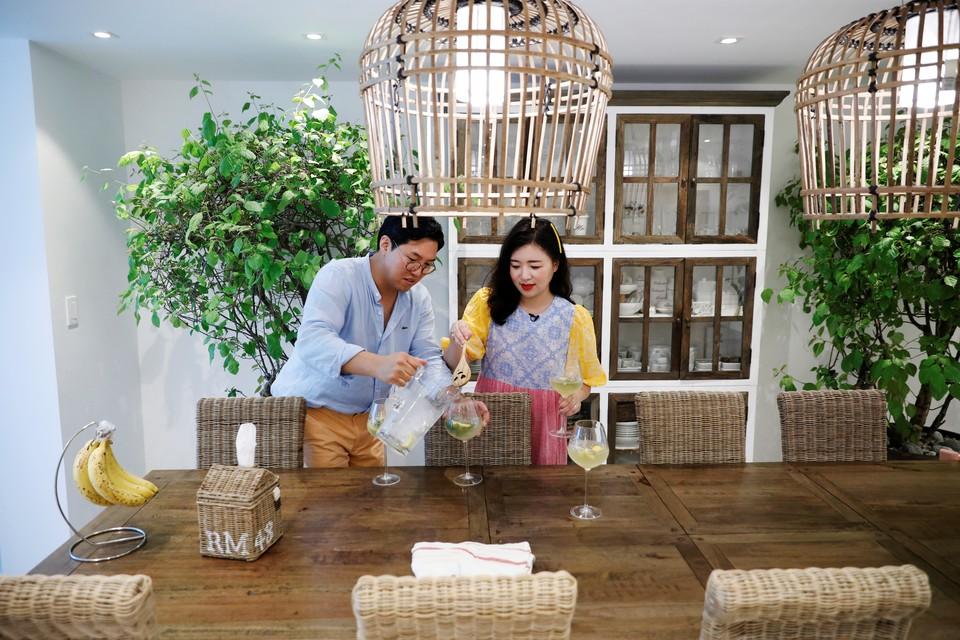 Южнокорейцы превращают свои дома в популярные курорты