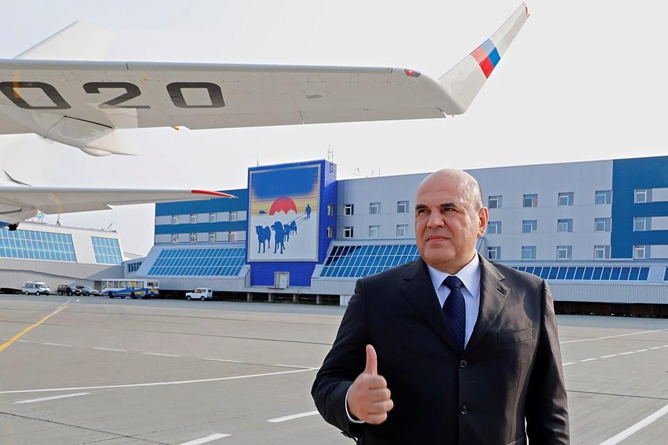 Премьер-министр Михаил Мишустин. Фото: Дмитрий Астахов/POOL/ТАСС