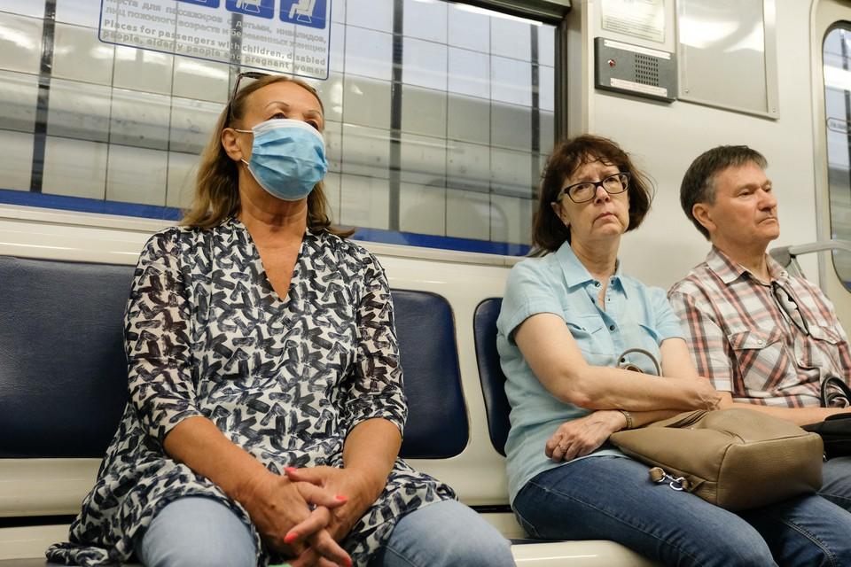 Роспотребнадзор назвал общественный транспорт основным местом заражения вирусами