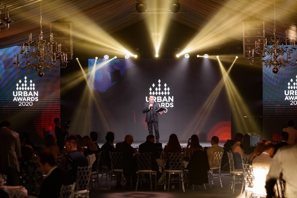 Вручение наград прошла в павильоне Majestic в Репино. Фото: предоставлено организаторами.