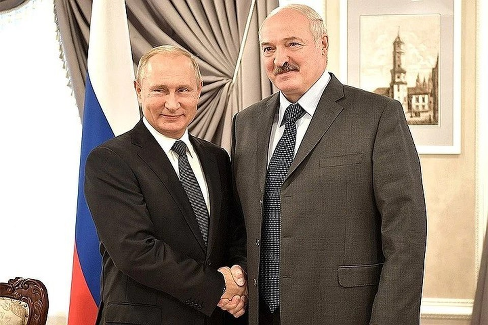 В ближайшее время состоится встреча Путина и Лукашенко в Москве