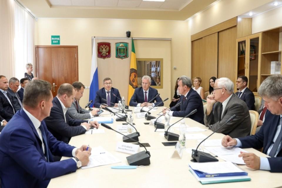 Пресс-служба Правительства Пензенской области