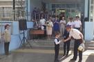 В Татарстане медалью наградили 7-летнего мальчика, спасшего ровесницу от нападения